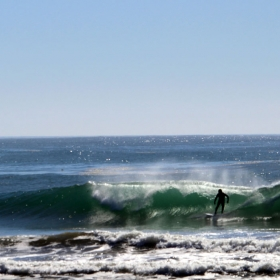 Goleta Surfer. Credit: Katharine McLean